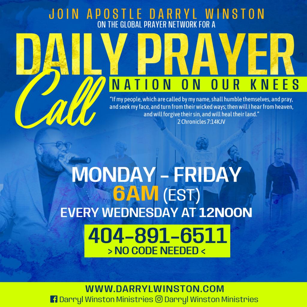 New Daily Prayer